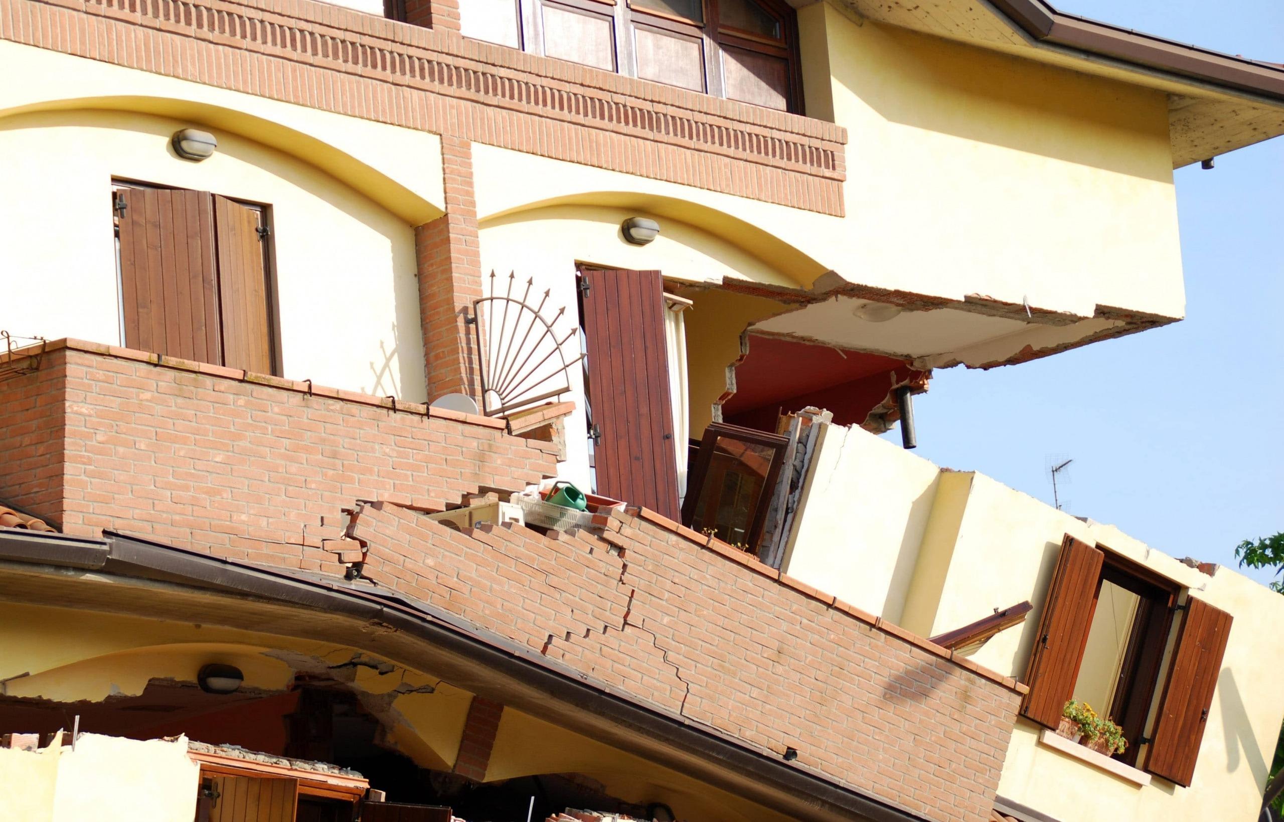 Selbstschutz Bei Erdbeben